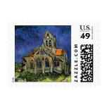 Iglesia de Van Gogh en Auvers, arquitectura del Envio