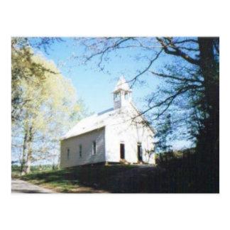 iglesia del antaño #65 postal