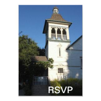 Iglesia del Nazarene Invitación 8,9 X 12,7 Cm