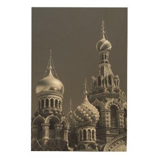 Iglesia del salvador de la sangre derramada 5 cuadros de madera