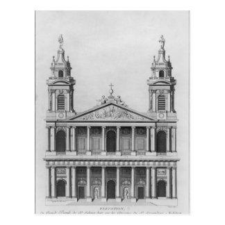 Iglesia del Santo-Sulpice Postal