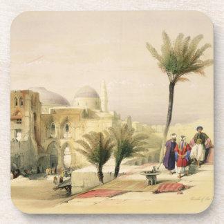Iglesia del sepulcro santo, Jerusalén, placa 11 Posavaso