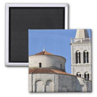 Iglesia del siglo IX del pre-Romanesque Imán Cuadrado