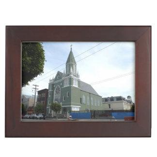 Iglesia del St. Matthews Cajas De Recuerdos
