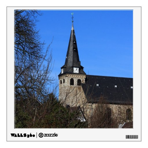 iglesia en la primavera temprana 2