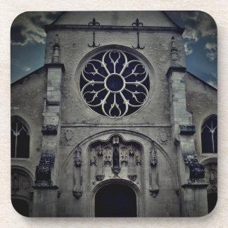 Iglesia en Melun, Francia Posavasos