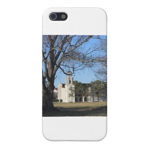 Iglesia gótica de la caída iPhone 5 protectores