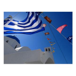 Iglesia griega postal