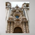 iglesia histórica de San Diego Impresiones