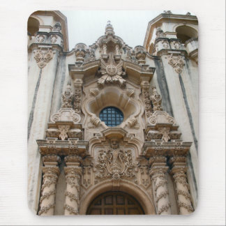 Iglesia histórica de San Diego Alfombrilla De Ratón