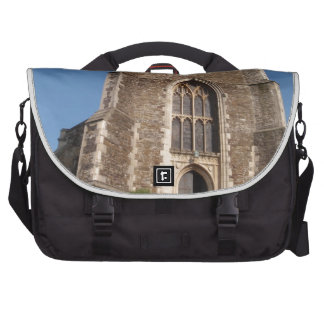 Iglesia histórica en Hastings Inglaterra Bolsas Para Portatil