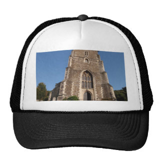 Iglesia histórica en Hastings Inglaterra Gorras De Camionero
