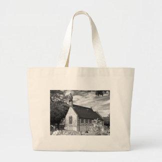 Iglesia inglesa del país bolsas de mano