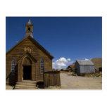 Iglesia metodista de Bodie Postal