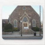 Iglesia Mouspad de Hampden Tapetes De Raton