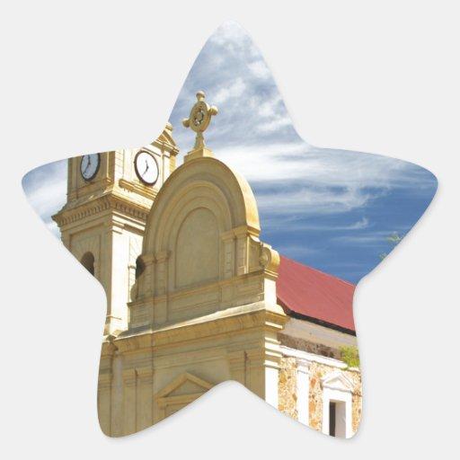 Iglesia nuevo Norcia Australia de la abadía de la Pegatina En Forma De Estrella