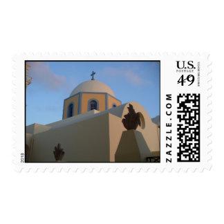 Iglesia ortodoxa griega franqueo