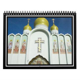 Iglesia ortodoxa rusa calendarios