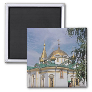 Iglesia ortodoxa rusa en el imán de Rusia
