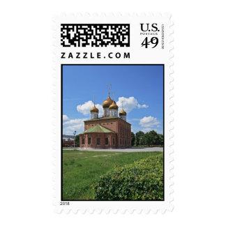 Iglesia ortodoxa rusa sello