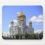 Iglesia ortodoxa rusa tapetes de raton