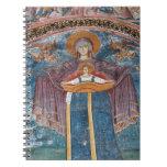 Iglesia ortodoxa servia, y un sitio de la UNESCO, Cuadernos