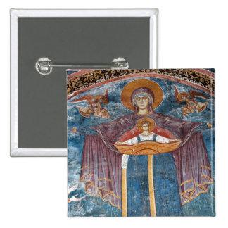 Iglesia ortodoxa servia, y un sitio de la UNESCO, Pins