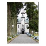 Iglesia portuguesa tarjetas postales