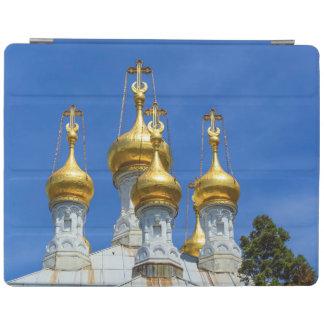 Iglesia rusa u ortodoxa, Ginebra, Suiza Cover De iPad