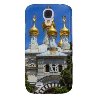 Iglesia rusa u ortodoxa, Ginebra, Suiza Samsung Galaxy S4 Cover