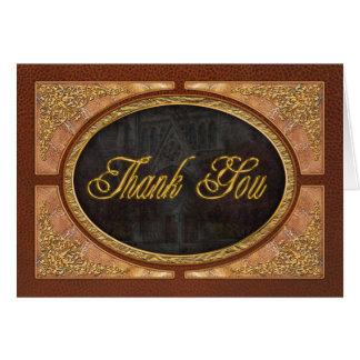 Iglesia - salmo uno a hablar con tarjeta de felicitación