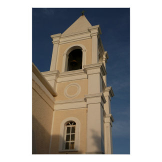 Iglesia San José tower Poster