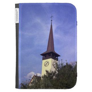 Iglesia suiza - iglesia de Bonigen cerca de Interl
