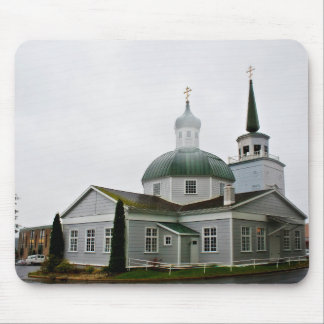 Iglesia superventas temática tapetes de ratón