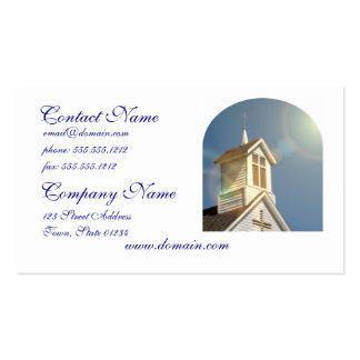 Iglesia Tarjeta De Visita