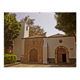 Iglesia tarjeta postal