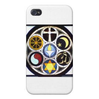 Iglesia universalista unitaria ROCKFORD IL iPhone 4/4S Carcasas