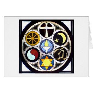 Iglesia universalista unitaria ROCKFORD tarjetas