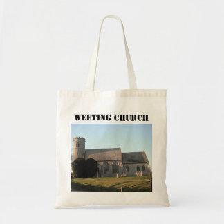 Iglesia Weeting Norfolk Inglaterra de Weeting del  Bolsa