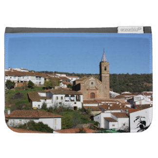 Iglesia y casco histórico de Valdelarco, Huelva