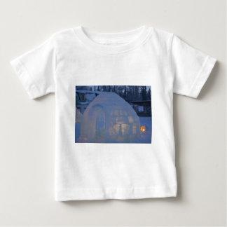 Igloo  building water crystals  compression tshirts