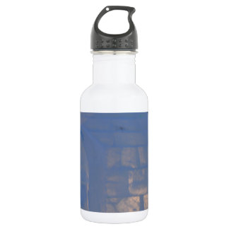 Igloo  building water crystals  compression water bottle