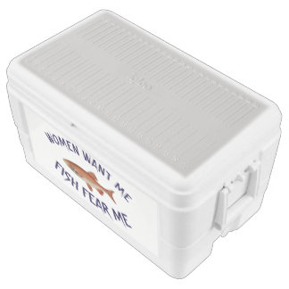 Igloo Deco Duo Cooler for the Fisherman