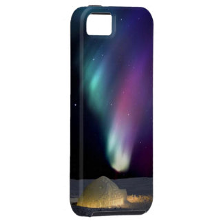 Igloo under Northern Aurora - iPhone 5/5S, Vibe iPhone SE/5/5s Case
