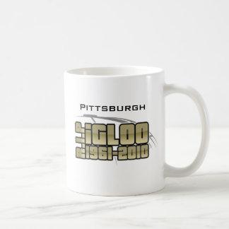 Iglú de la TAZA del RASGÓN de Pittsburgh