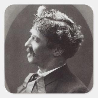 Ignacy Jan Paderewski, c.1919 Square Sticker