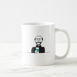 Ignatius and his coffee Ad majorem Dei gloriam Coffee Mug