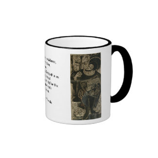 Ignatius of Loyola Ringer Mug