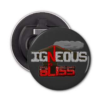 Igneous is Bliss Volcano Bottle Opener