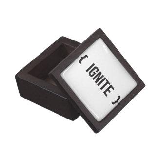 Ignite - Bracketed - Black and White Premium Gift Boxes